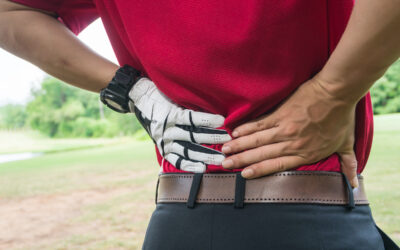 How to Protect Your Back During Golf Season